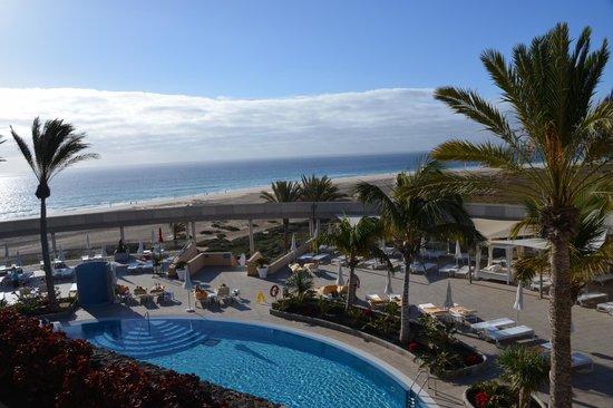 IBEROSTAR Fuerteventura Palace: Blick vom Zimmer