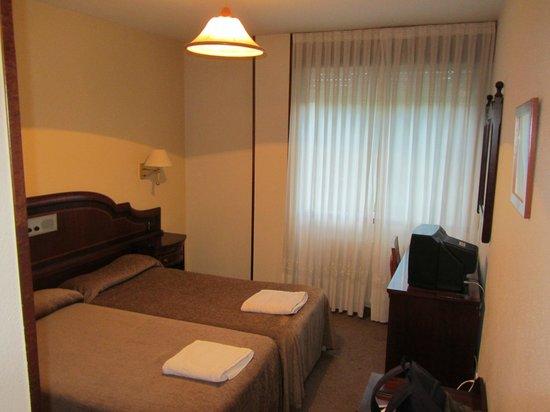 Hotel Santa Lucia: комната