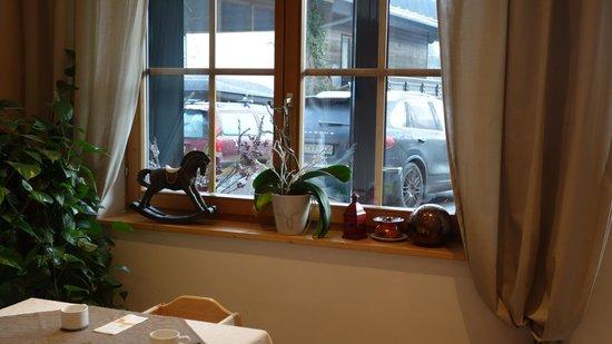 Schmittenhof: dining