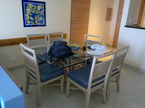 Zuana Beach Resort : Un lugar confortable y cálido