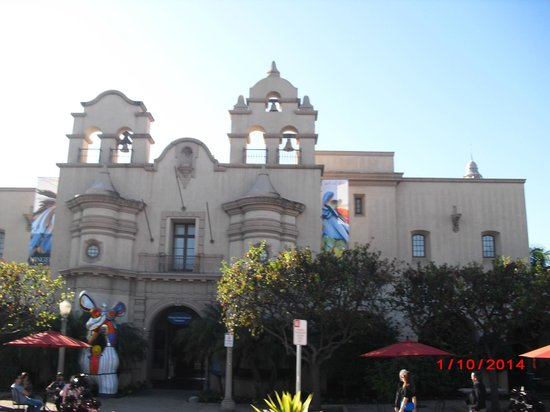 Old Town Trolley Tours of San Diego: One of many greats things to see and do at Balboa