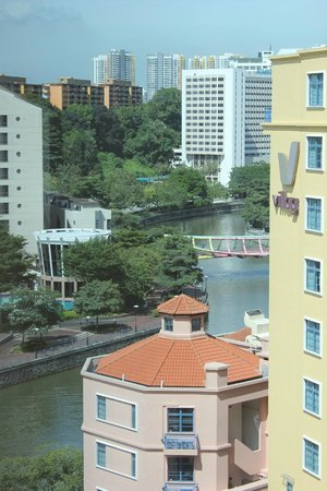 Park Hotel Clarke Quay : View from Room