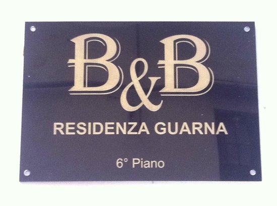 Bed and Breakfast Residenza Guarna