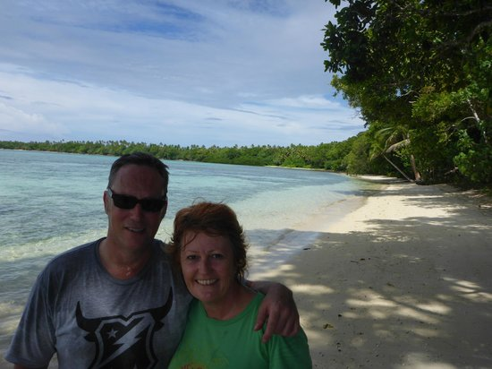 Vanuatu Ecotours: beautiful beach