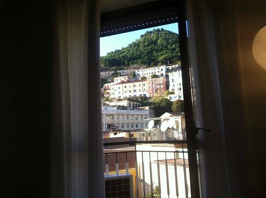 Residenza Guarna: Panorama dalla camera