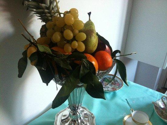 Residenza Guarna: Colazione