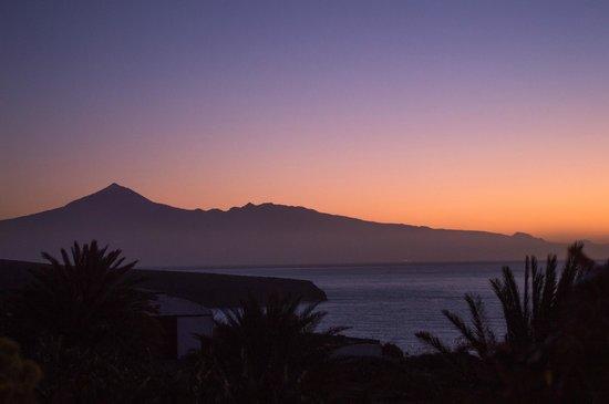 Hotel Jardin Tecina: de zon die opkomt vanuit je terras op je hotelkamer