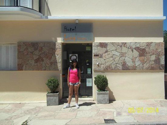 Hotel Luna serrana: Recuerdos  imborrables ..