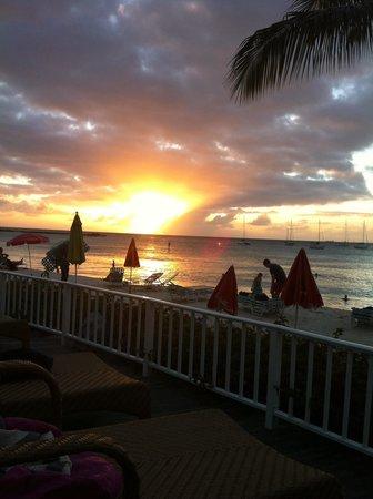 Radisson Aquatica Resort Barbados: Sunset