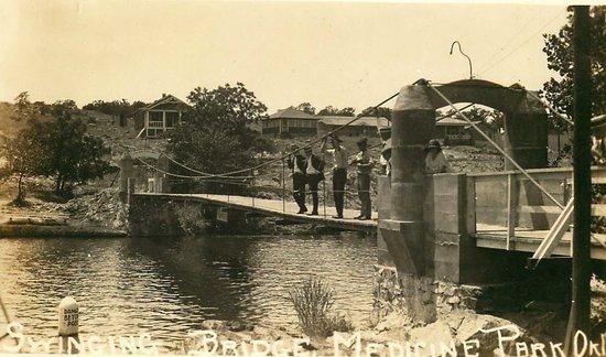 The Plantation Inn: Early Medicine Park 1