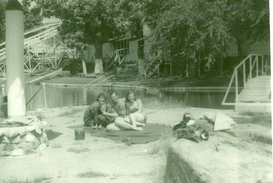 The Plantation Inn : Early Medicine Park 2