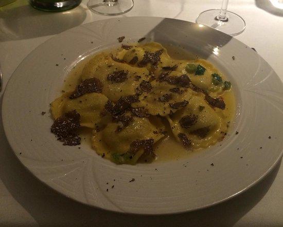 L'Oliva die Trattoria: Mit Hasenfilet & Trüffel ��