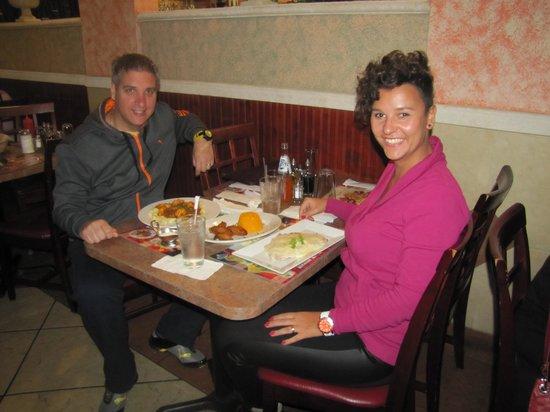 Casa Juan Restaurant : 29 November 2013