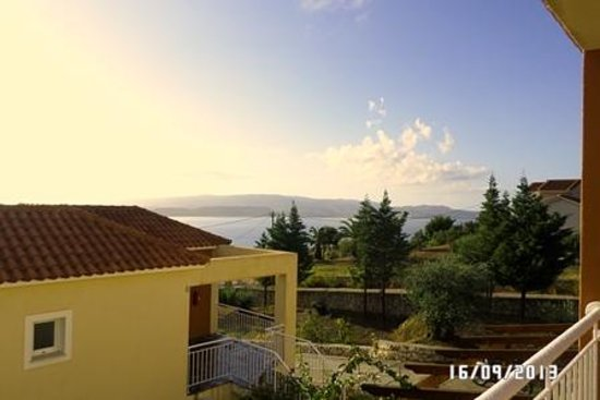 Panorama Village: View from our balcon, Room A11