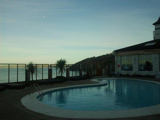 Carbis Bay Hotel & Estate : pool
