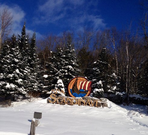 Scandinave Spa Mont-Tremblant: Scandinave Spa