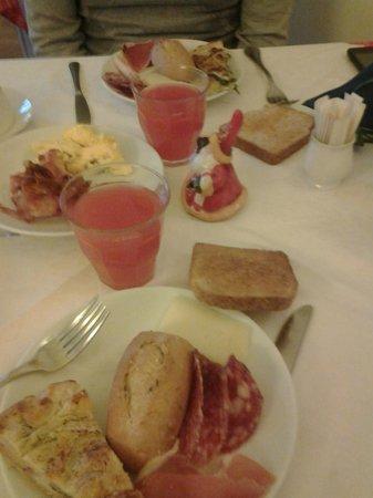 Hotel David: colazione