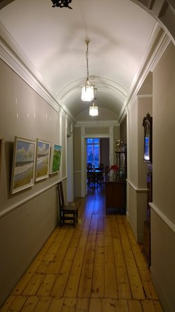 Grays Court Hotel : To the Dining Room