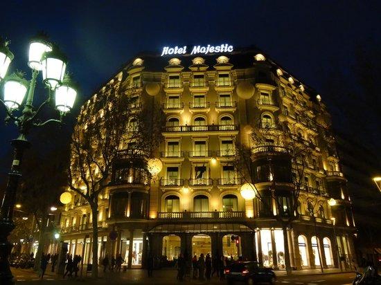 Majestic Hotel & Spa Barcelona: hotel