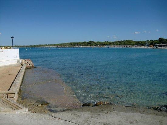 Playa de Es Trenc: VIEW