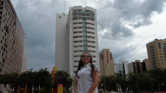 Mercure Apartments Brasilia Lider : Hotel Mercure