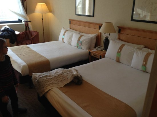 Crowne Plaza London - Kings Cross: Chambre 746