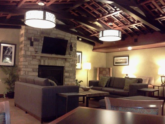 Hampton Inn Pigeon Forge: A stunning breakfast room