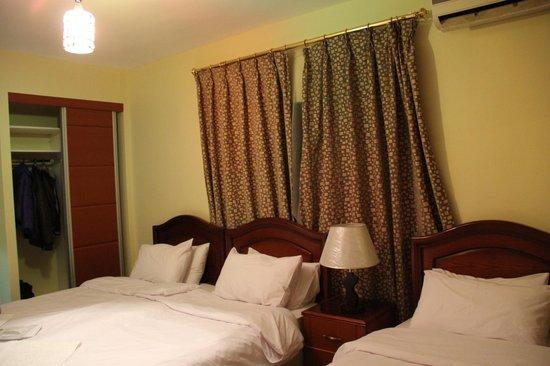 Al Rashid Hotel: номер
