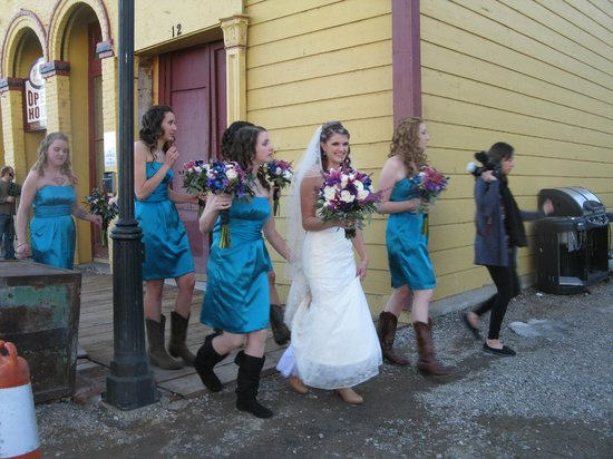 Wedding At Piper S Opera House
