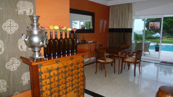 Hotel Soltroia: Lobby