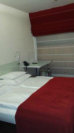 Design Metropol Hotel Prague: Bed