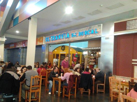 imagen Restaurante El Tranvía de Dúrcal en Pulianas