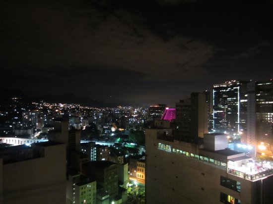 Windsor Astúrias Hotel: View from the roof top terrace
