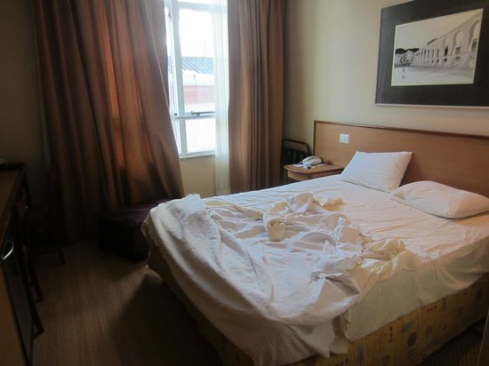 Windsor Astúrias Hotel: Room 1506