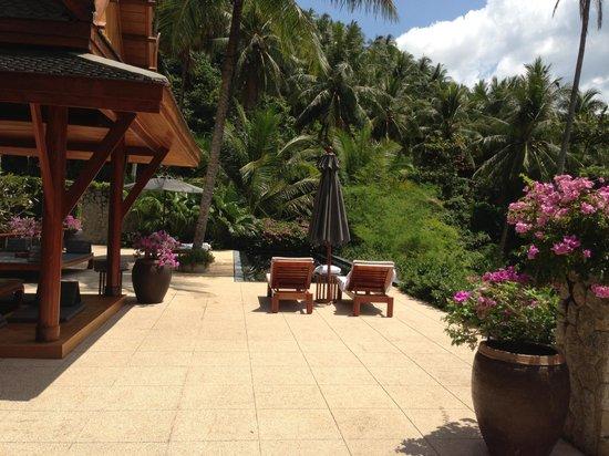 Amanpuri : Pool villa