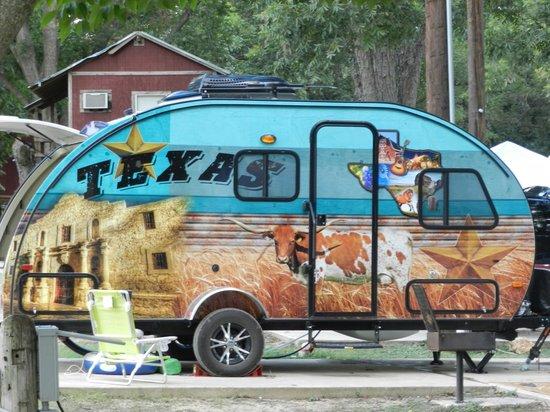 Leisure Resort: TX RV