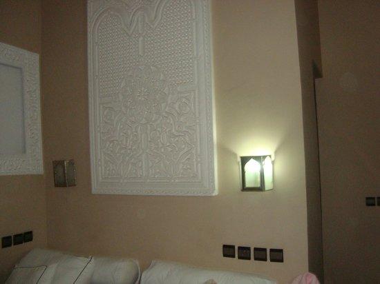 Hotel Azoul: chambre