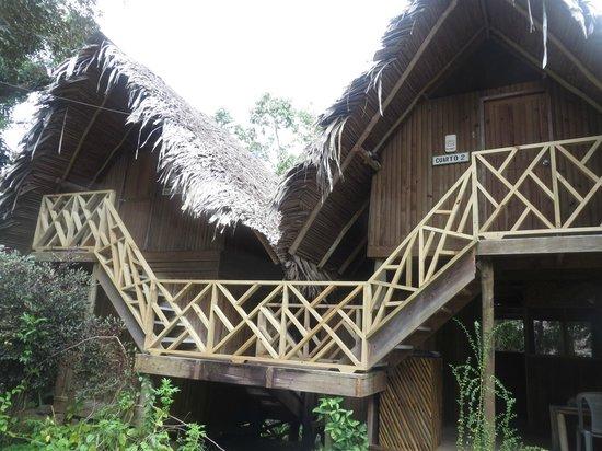 Tortugal River Lodge : Cuarto