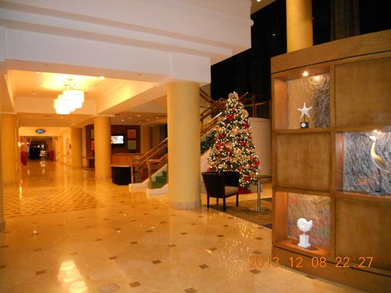 Fort Lauderdale Marriott North: Hotel Lobby