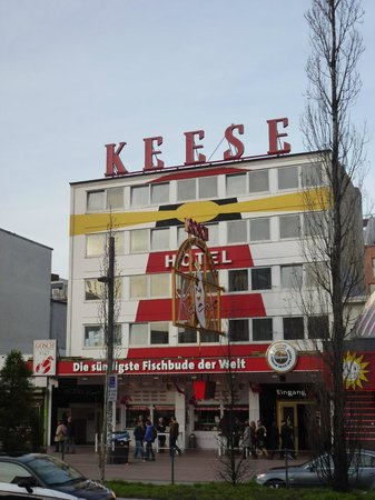 Centro Hotel Keese : out side
