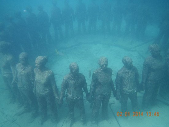 Mount Cinnamon Resort & Beach Club: snorkelling - underwater park