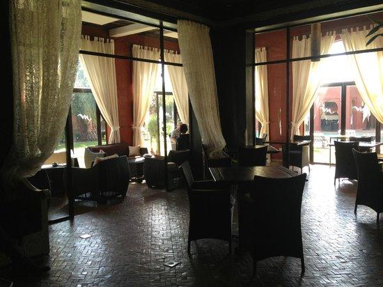 El Miria Palais Riad : restaurant