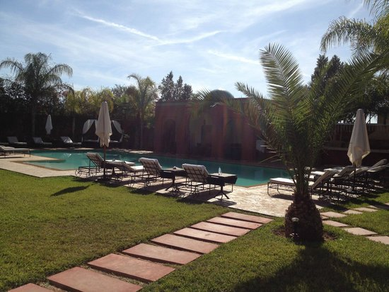 El Miria Palais Riad : piscine