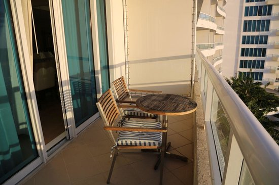 The Ritz-Carlton, Fort Lauderdale: Guest Room Patio