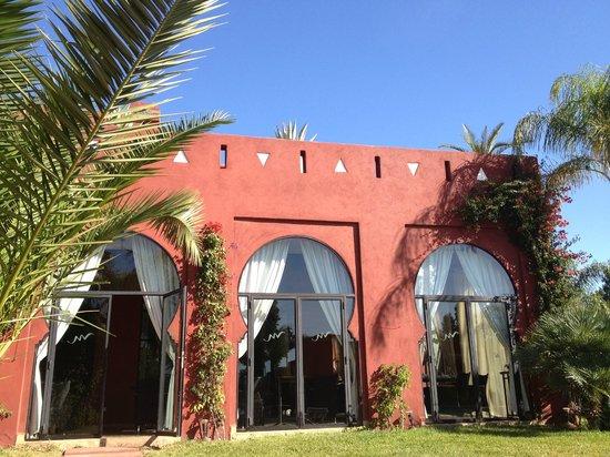 El Miria Palais Riad : couleurs du Maroc