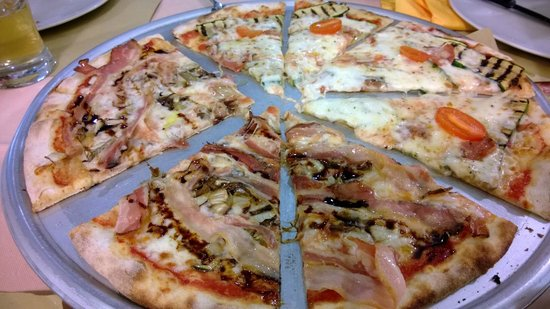 Agli Amici: Giro pizza...