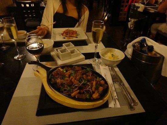 Hotel Riu Palace Riviera Maya: japanese restaurant