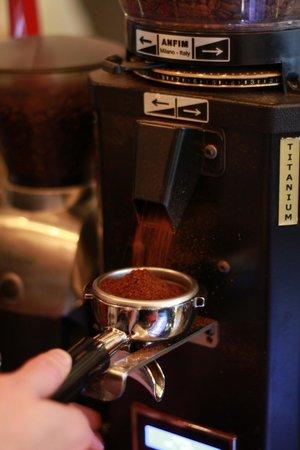 Coffee Club : Moulin