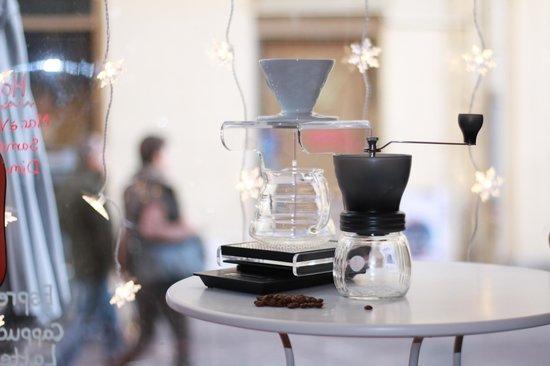 Coffee Club : Hario