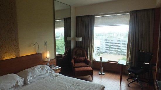 Hyatt Pune : room view